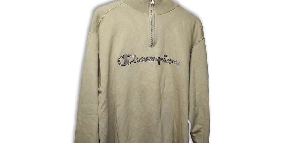 CHAMPION QUARTER ZIP | L