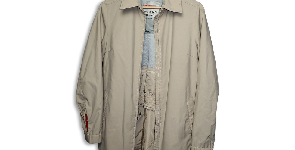 PRADA TRENCH COAT | S