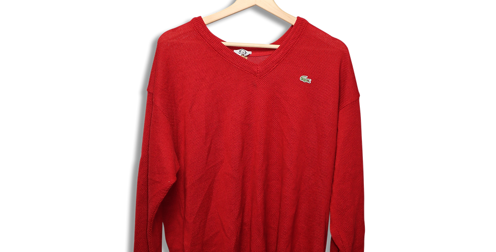LACOSTE KNITTED JUMPER | M