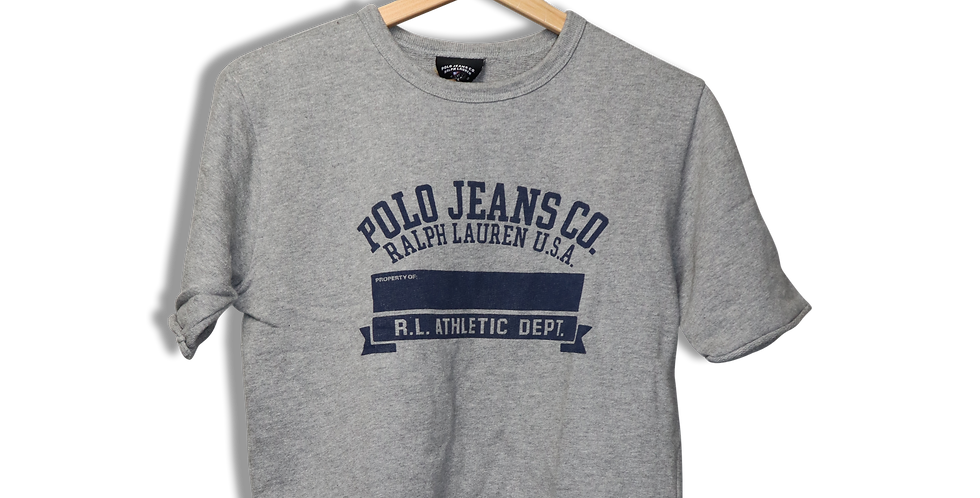 POLO JEANS T SHIRT | S