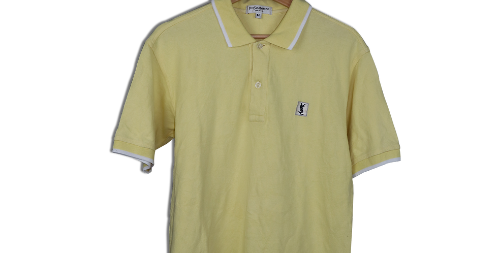 EARLY 1990s YVES SAINT LAURENT POLO | M
