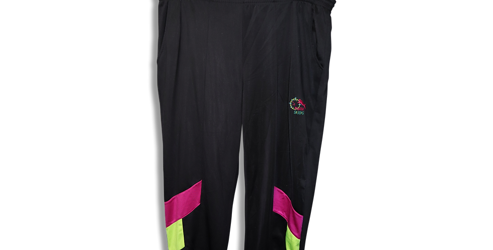PUMA TRACKSUIT BOTTOMS | L