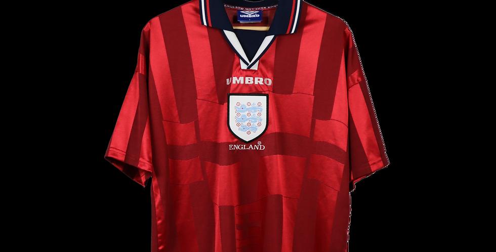 ENGLAND 1998 AWAY SHIRT | L