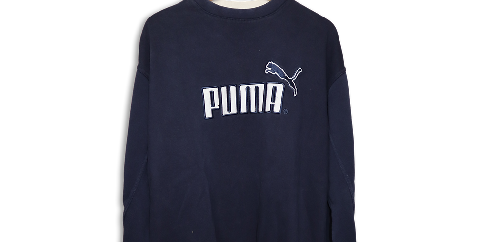 PUMA CREWNECK SWEATSHIRT | L