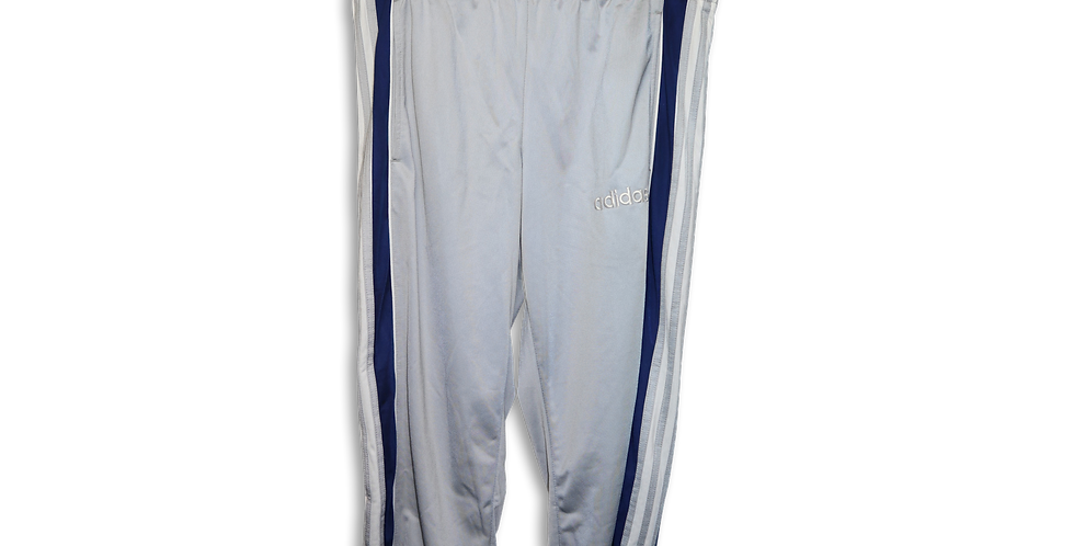 ADIDAS POPPER TRACKSUIT BOTTOMS | L