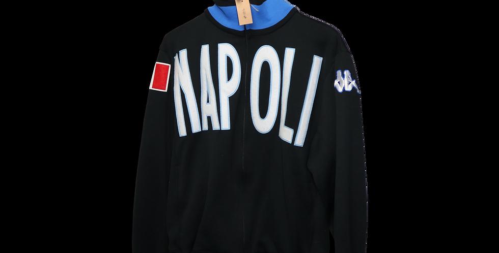 SSC NAPOLI FULL ZIP SWEATSHIRT | M
