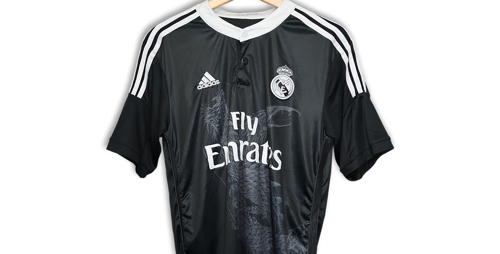 2014/2015 REAL MADRID THIRD KIT | L