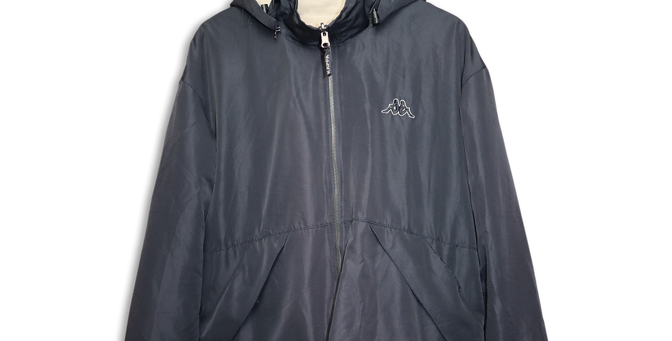 KAPPA FLEECE LINED LIGHTWEIGHT JACKET | L