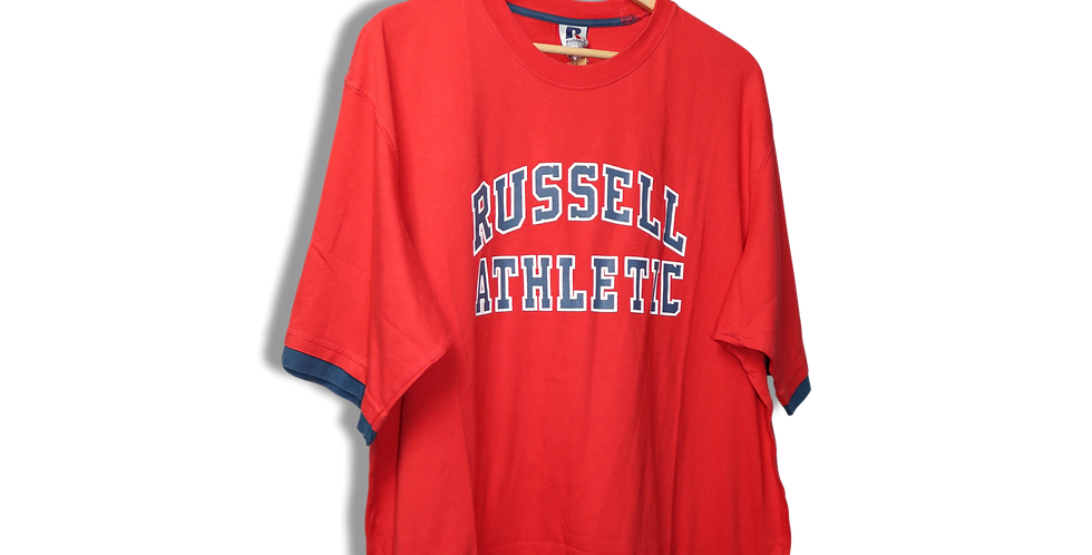 RUSSELL ATHLETIC T SHIRT | XXL