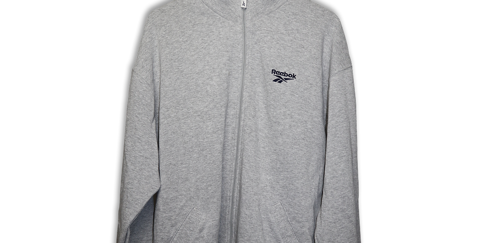 REEBOK FULL ZIP SWEATSHIRT | L