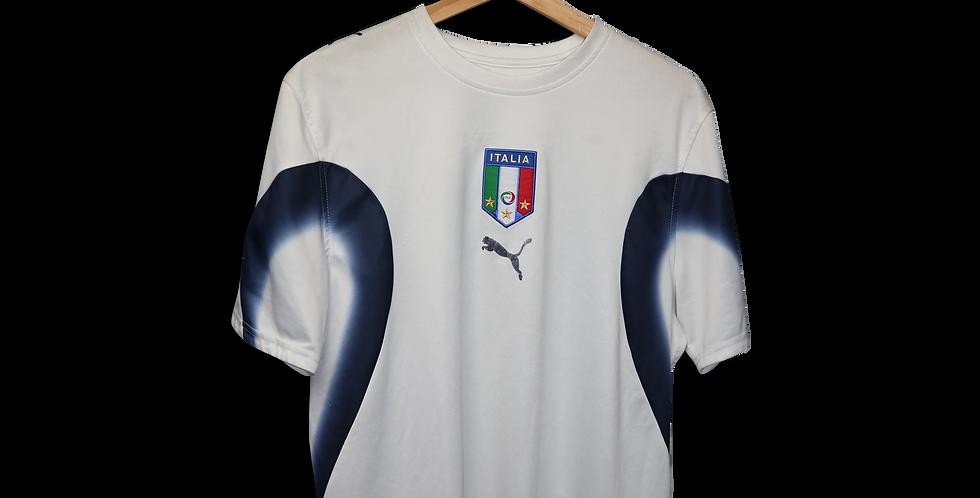 ITALY AWAY SHIRT   M