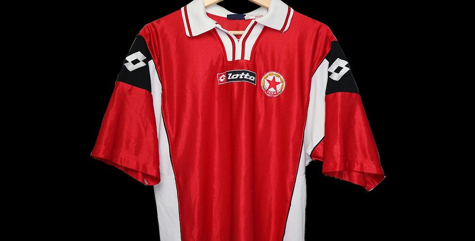 FC CSKA 1948 SOFIA 2002-2003 HOME SHIRT | L