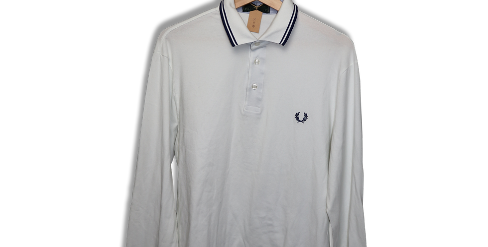 FRED PERRY LONGSLEEVE POLO | L