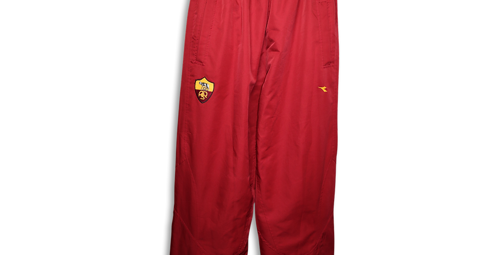 AS ROMA TRACKSUIT BOTTOMS | XL