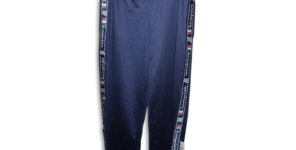 CHAMPION TRACKSUIT BOTTOMS | M