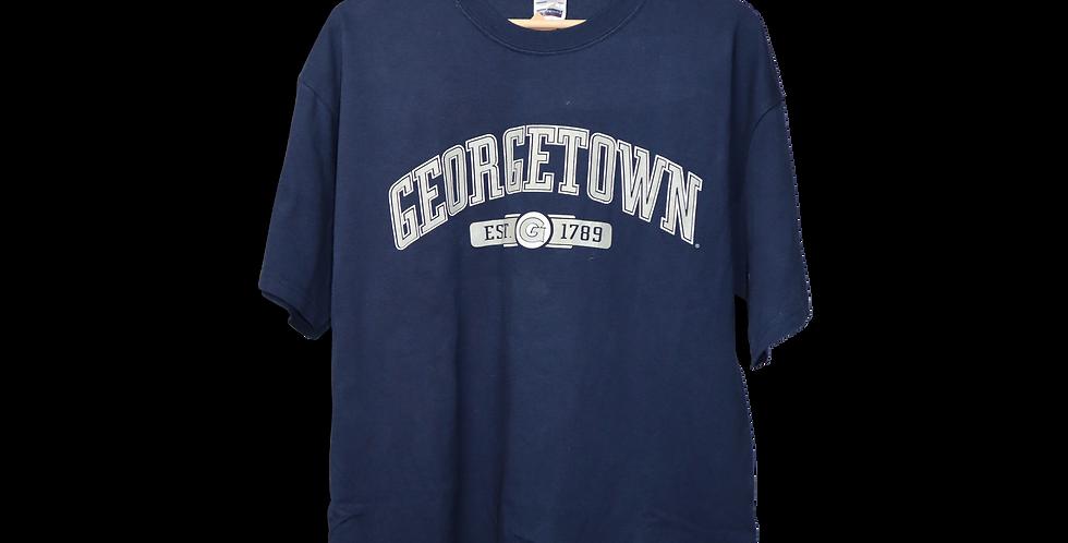 GEORGETOWN T SHIRT | L