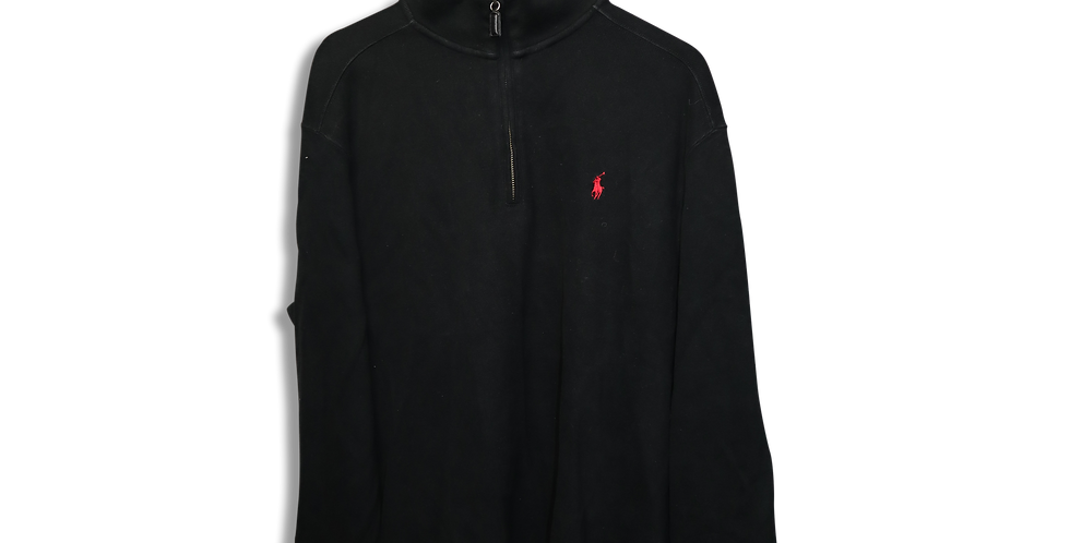 RALPH LAUREN QUARTER ZIP | XL