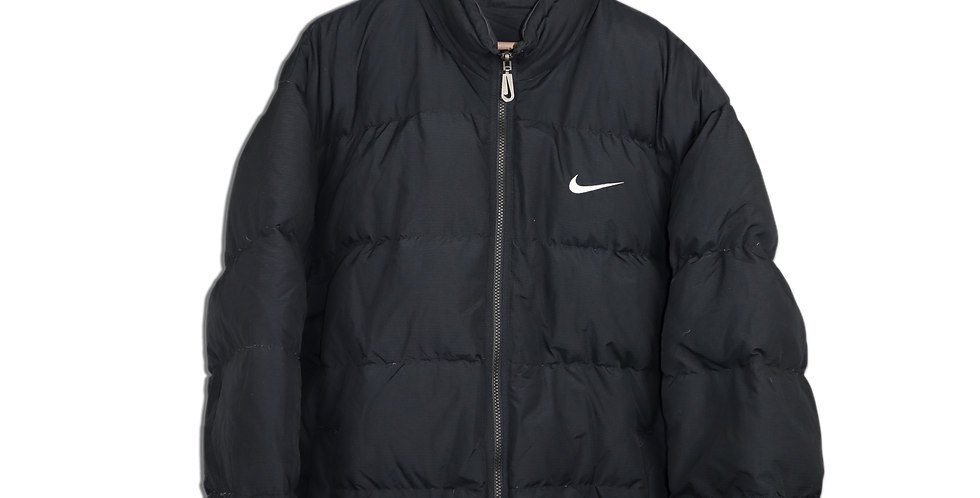 EARLY 2000s REVERSIBLE NIKE PUFFER JACKET | L/XL