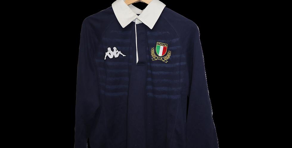 KAPPA RUGBY POLO F.I.R. ITALIA   L