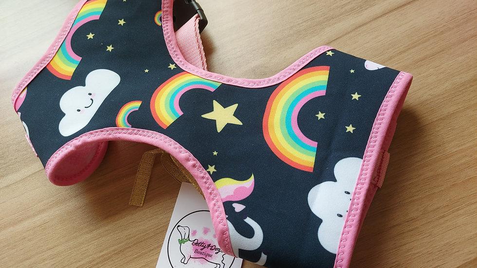 Unicorn & rainbow Harness