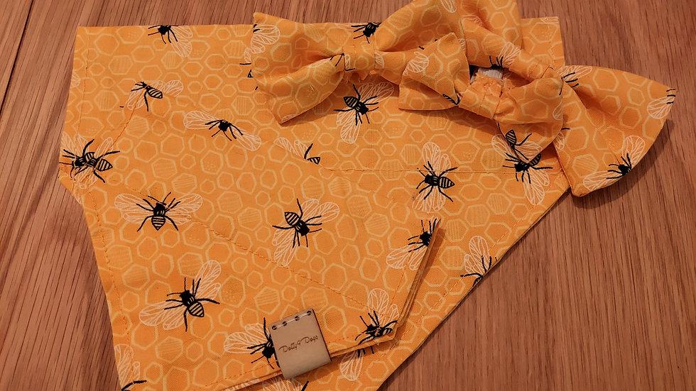 Buzzy Bee Bandana