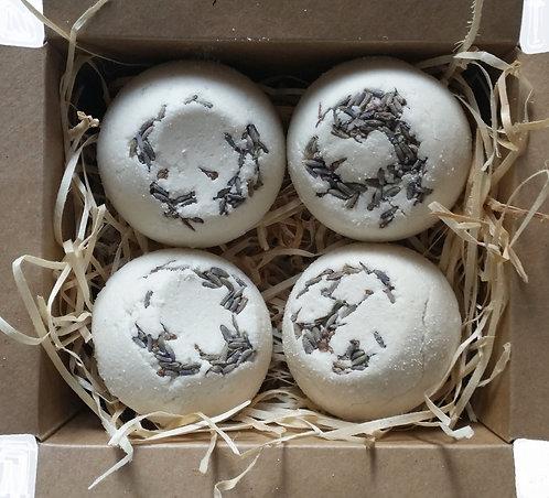 Lavender Bath Truffle Gift Set