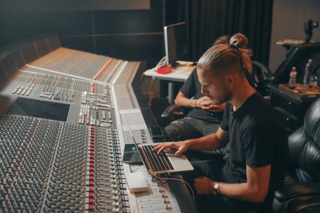 Luke Sanchez Producer - Devin Oliver