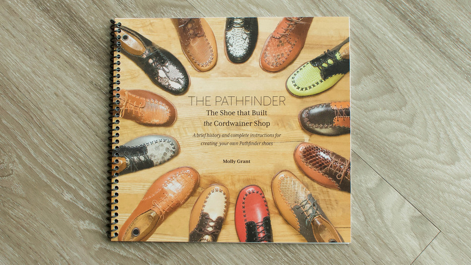 Pathfinder Shoe Book Cover