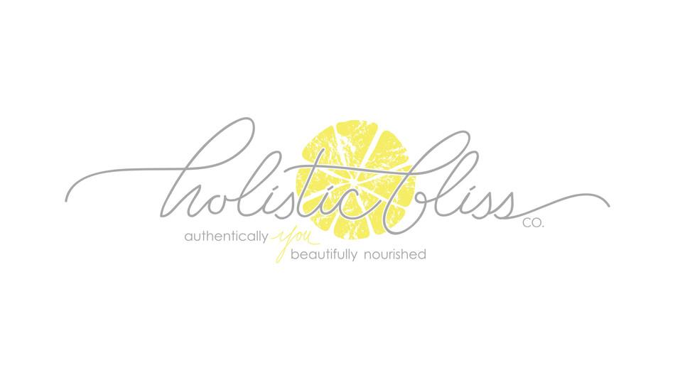 Holistic Bliss Logo
