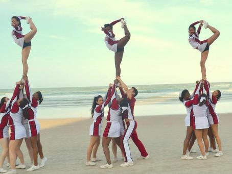 Harvard Cheerleading returns to NCA Nationals in Daytona Beach, FL