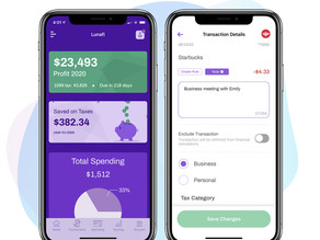 Introducing Notes and Income Categorization