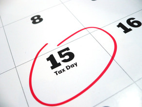 Important 2020 tax dates for freelancers and independent contractors