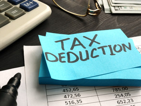 Top 7 Tax Deductions That Freelance Designers Miss
