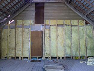 Dachboden isolieren - aber wie?