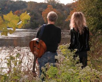Home waters... Potomac banks