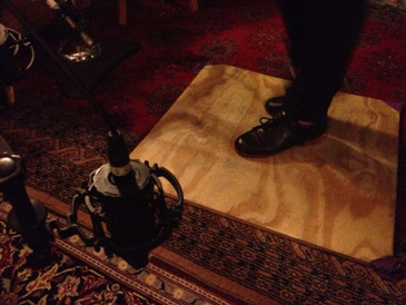 Shannon Dunne's feet