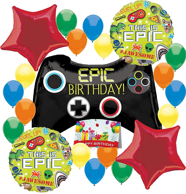 Epic Birthday 2 Hour Pkg #1