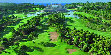 www.mygolfholidays.co.uk Turkey