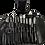 Thumbnail: BK Brush Set