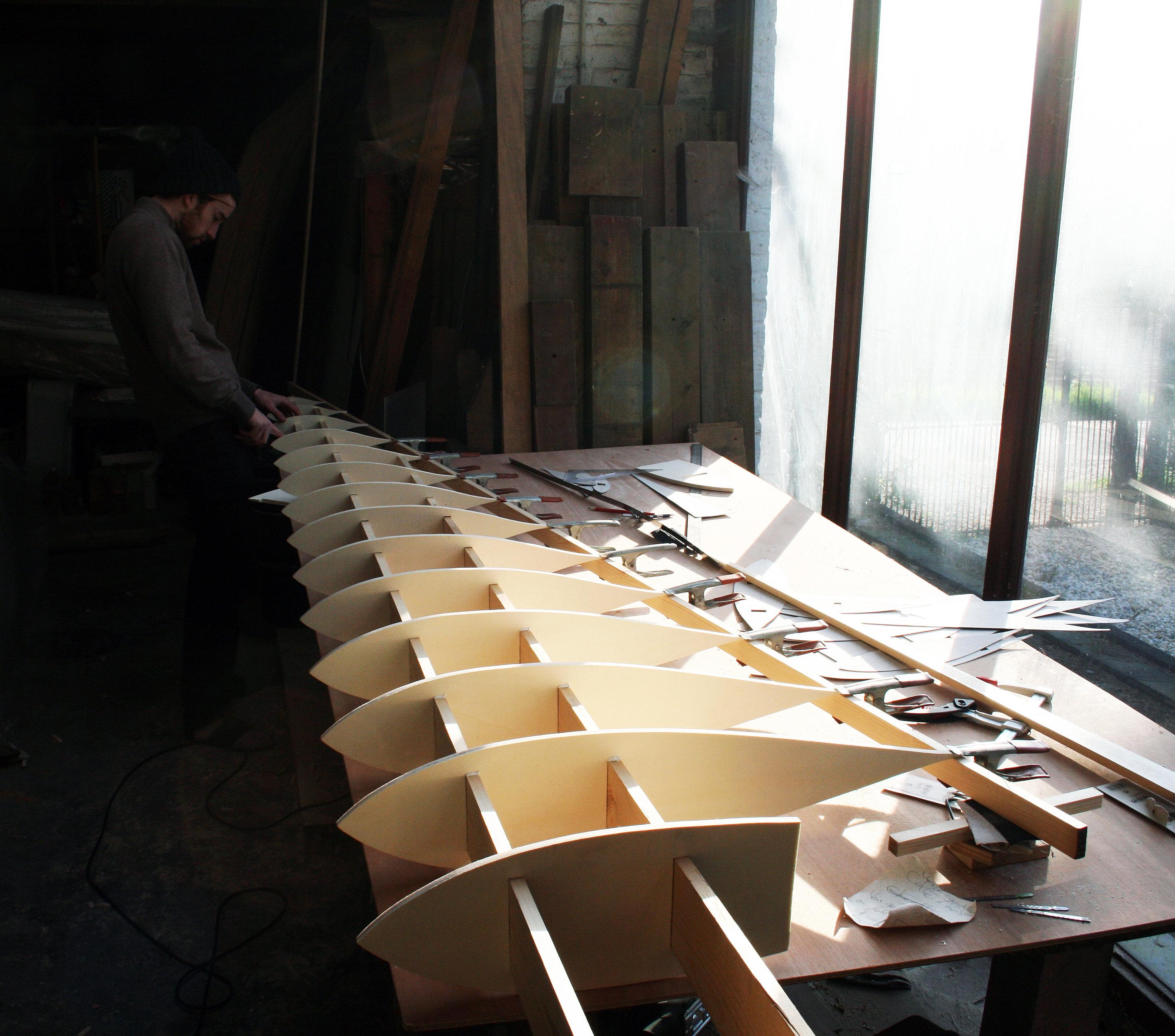 Meuble de createur stunning dco dcoration rcup palettes for Createur meuble