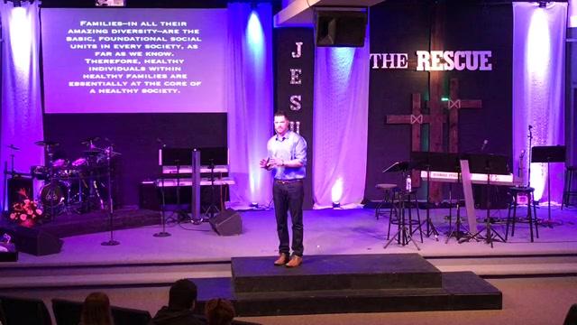 "Pastor Jim Achatz: ""Six Standout Traits of Healthy Families""  https://www.bible.com/events/411756"