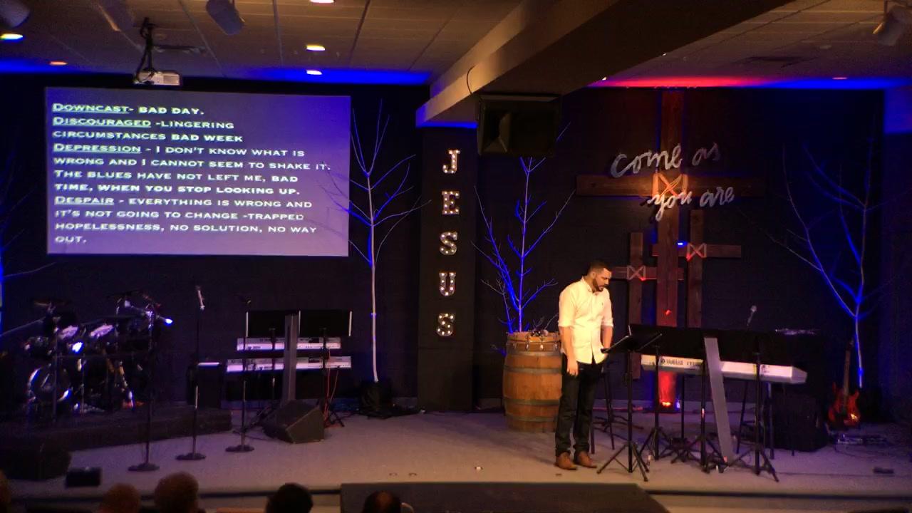 "Pastor Jim Achatz - ""Depression"""