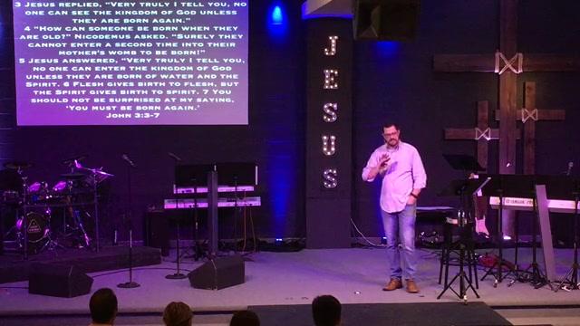 """Pastor Jim Achatz: """"New Creation Realities"""""""