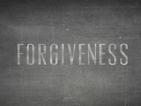 Does Forgiveness Matter?