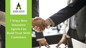 7 Ways New Insurance Agents Can Build Trust With Customers