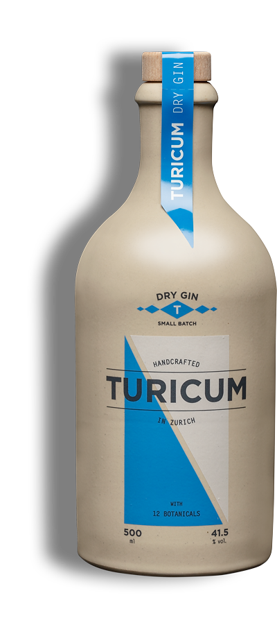 Turicum London Dry Gin