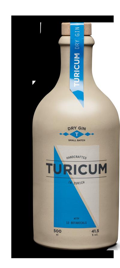 Turicum London Dry Gin
