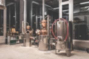 Produktion-Turicum-Distillery