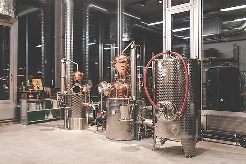 Produktion-Turicum-Distillery