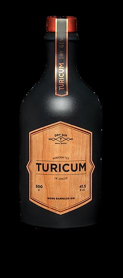 Turicum-Wood-Barreled-Gin-Flying-Bottle.